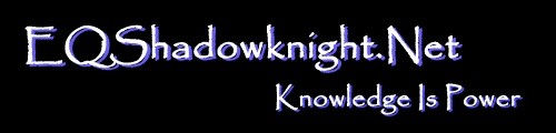 Everquest Shadowknight Forums